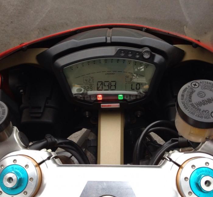 Motorbike valet